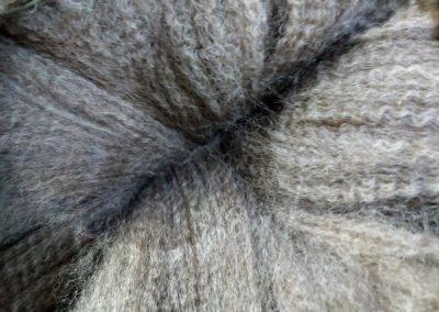 Geronimo's fleece